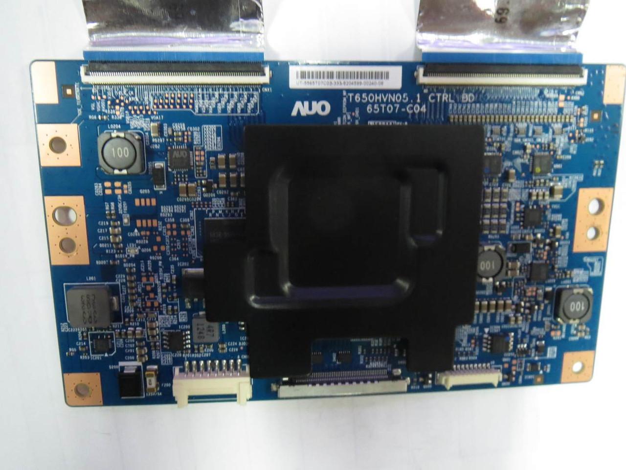 Запчасти телевизора Samsung UE65F6400 TCON T650HVN05.1