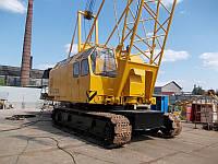 Аренда кранов гусеничных РДК-250, МКГ25БР