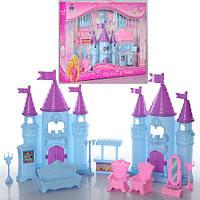 Кукольный домик Замок 8808-09 (цвет и внещний вид может отличаться)