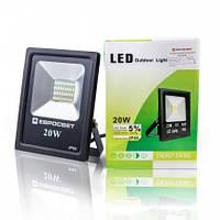 Светодиодный прожектор EVRO LIGHT ES-20-01 20W 6400K 1100Lm SMD