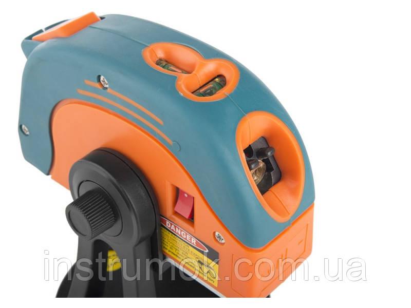 Лазерный уровень + рулетка 5 м Sturm 4010-02-01