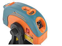 Лазерный уровень + рулетка 5 м Sturm 4010-02-01, фото 1