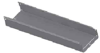 """Лоток кабельный металлический оцинкованный """"Standart"""" неперфорированный 100х100 L=2,0m"""