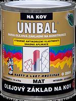 Краска масляная грунтовочная UNIBAL OLEJOVÝ ZÁKLAD NA KOV O2004