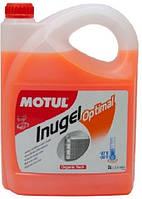 Антифриз Motul G12+ Inugel Optimal (оранжевый) 5л