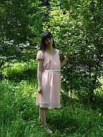 Платье для беременных шифоновое