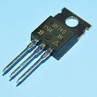 Транзистор полевой  IRF740  TO-220  Vishay