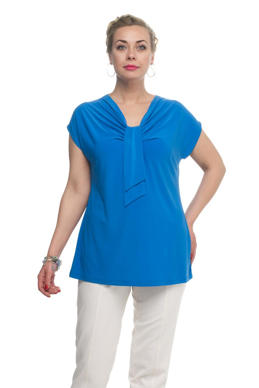 Купить блузки большого размера в розницу