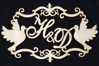 Необычный герб на любое торжество