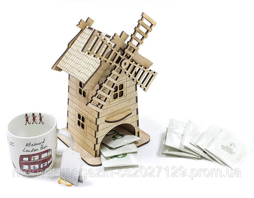 Чайные домики из фанеры  фото 64