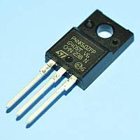 Транзистор полевой STP 4NK60ZFP  TO-220F  STMicroelectronics