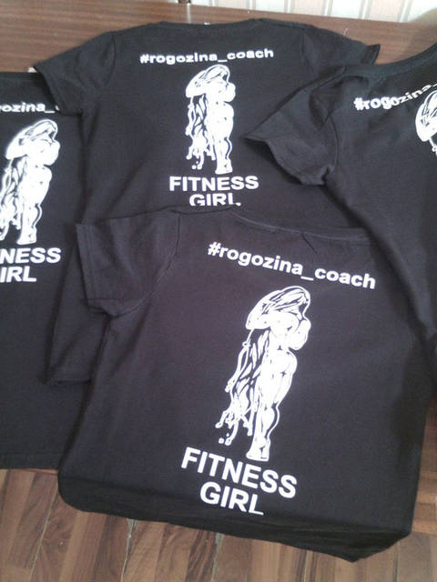 Печать на футболках, фото на футболку, друк на футболці 1