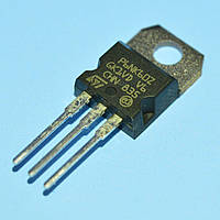 Транзистор полевой STP 6NK60Z  TO-220  STM