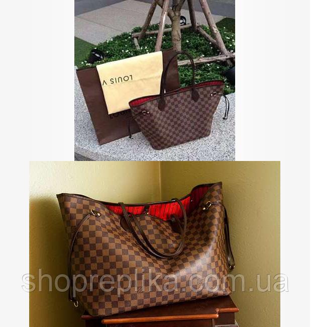 114f9342af84 Сумка Louis Vuitton(луи витон) Большой размер закрывается на замок крючок  как в оригинале, цена 969 грн., купить в Киеве — Prom.ua (ID#312564738)