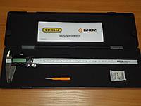 Штангенциркуль цифровой 300мм GROZ 16002