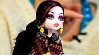 "Monster High Draculaura Doll & Shoe Collection Лялька Монстер Хай Дракулаура з серії ""Я люблю взуття"""