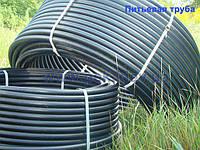 Труба полиэтиленовая водопроводная 25 мм