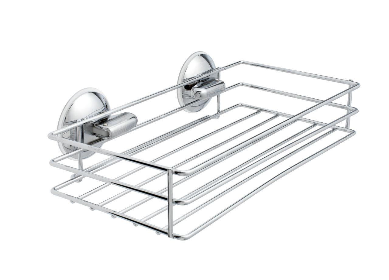 Подставка для мыла в ванную металлическая на происках