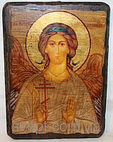 """Икона под старину """"Ангел-Хранитель"""" большая"""