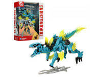 Игрушка трансформер динозавр+робот диноробот