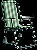 Кресло Time Eco Дачное 86.5*51*56.5см с чехлом