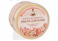 Цветочное мыло для бани Агафьи 500 мл