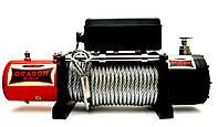 Лебедка электрическая автомобильная Dragon Winch DWM 12000HD (24B), фото 1