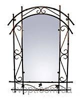 Кованая рама для зеркала настенная