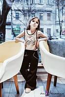 Летний комплект детской одежды из двух топов