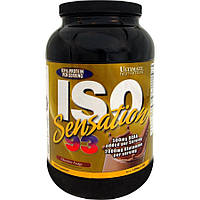 Ultimate Nutrition Протеин изолят ISO Sensation (2,27 kg )