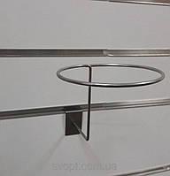 Подставка для шапки в эконом панель сатин