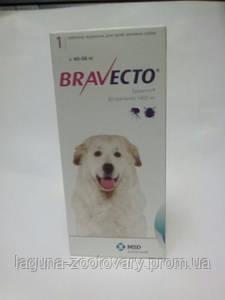 Бравекто, жевательная таблетка от клещей и блох /для собак  40 - 56кг