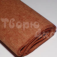 Креп-бумага 34 гр/м2 коричневая 22