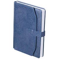 Ежедневник недатированный Credo, синий