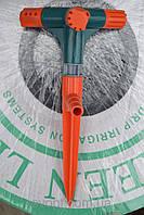 Распылитель воды стационарный 3-х лучевой