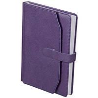Ежедневник недатированный Credo, фиолетовый