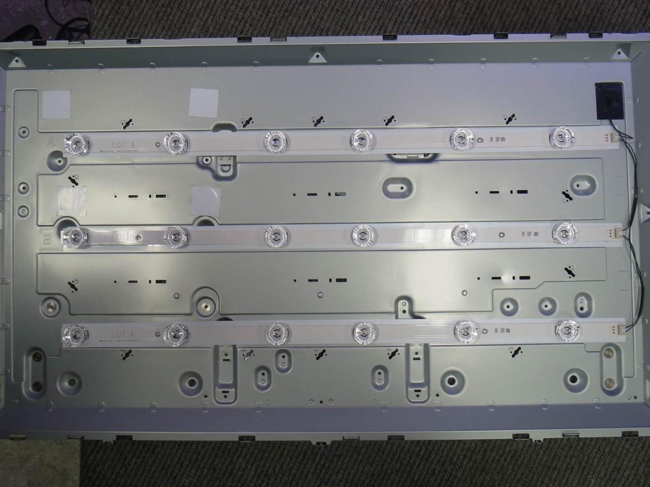 "Подсветка телевизора Innotek DRT 3.0 32""_A type Rev02 и Innotek DRT 3.0 32""_B type Rev02 для LG 32"" 32LB 32LF"