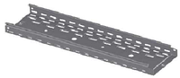 """Лоток кабельный металлический оцинкованный """"Standart"""" перфорированный 50х35 L=2,0m"""