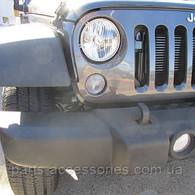 Правий поворотник повторювач повороту Jeep Wrangler 2007-16 новий оригінал