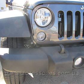 Правый поворотник повторитель поворота Jeep Wrangler 2007-16 новый оригинал