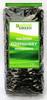 Семечка подсолнечника нежаренная, NATURAL GREEN 200 грамм