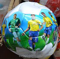 Футбольный мяч звезды Brasil
