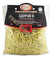 Макароны «Мак-Вар Здоровье» с семенами амаранта № 10, 500 грамм