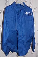 Куртка удлиненная ИТР с логотипом, ткань ортон