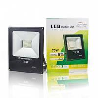 Светодиодный прожектор EVRO LIGHT EV-70-01 70W 6400K 5600Lm SMD