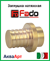 Заглушка натяжная FADO 16 мм.