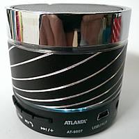 Bluetooth портативная колонка Atlanfa AT-9507 + FM+MP3