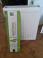 Стальные радиаторы EcoForse 500*500 (Екофорс) 22 типа