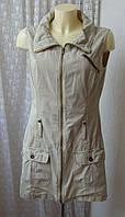 Платье элегантное хлопок мини Amisu р.48 6948а