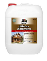 Защитное средство для древесины Концентрат 1:6 düfatex Holzwurm D614